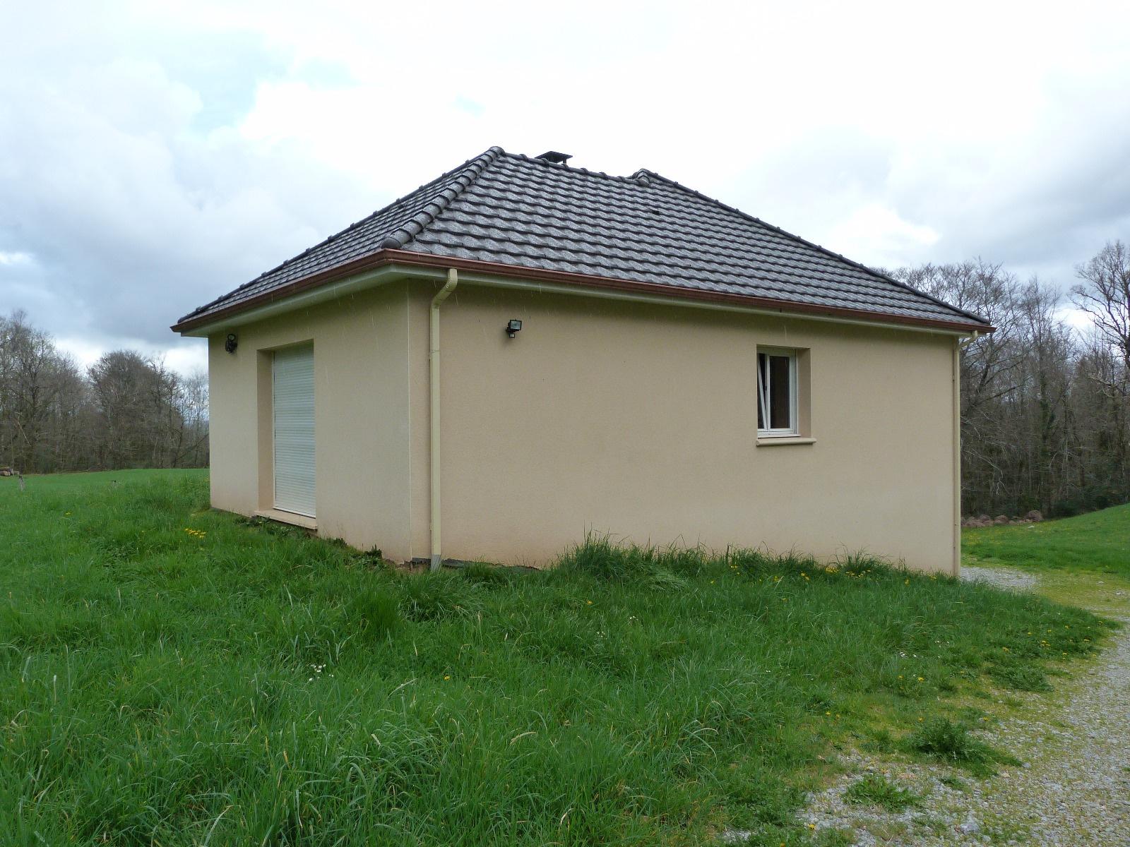 Vente maison avec sous sol 5 pieces 19470 le lonzac for Maison avec sous sol prix