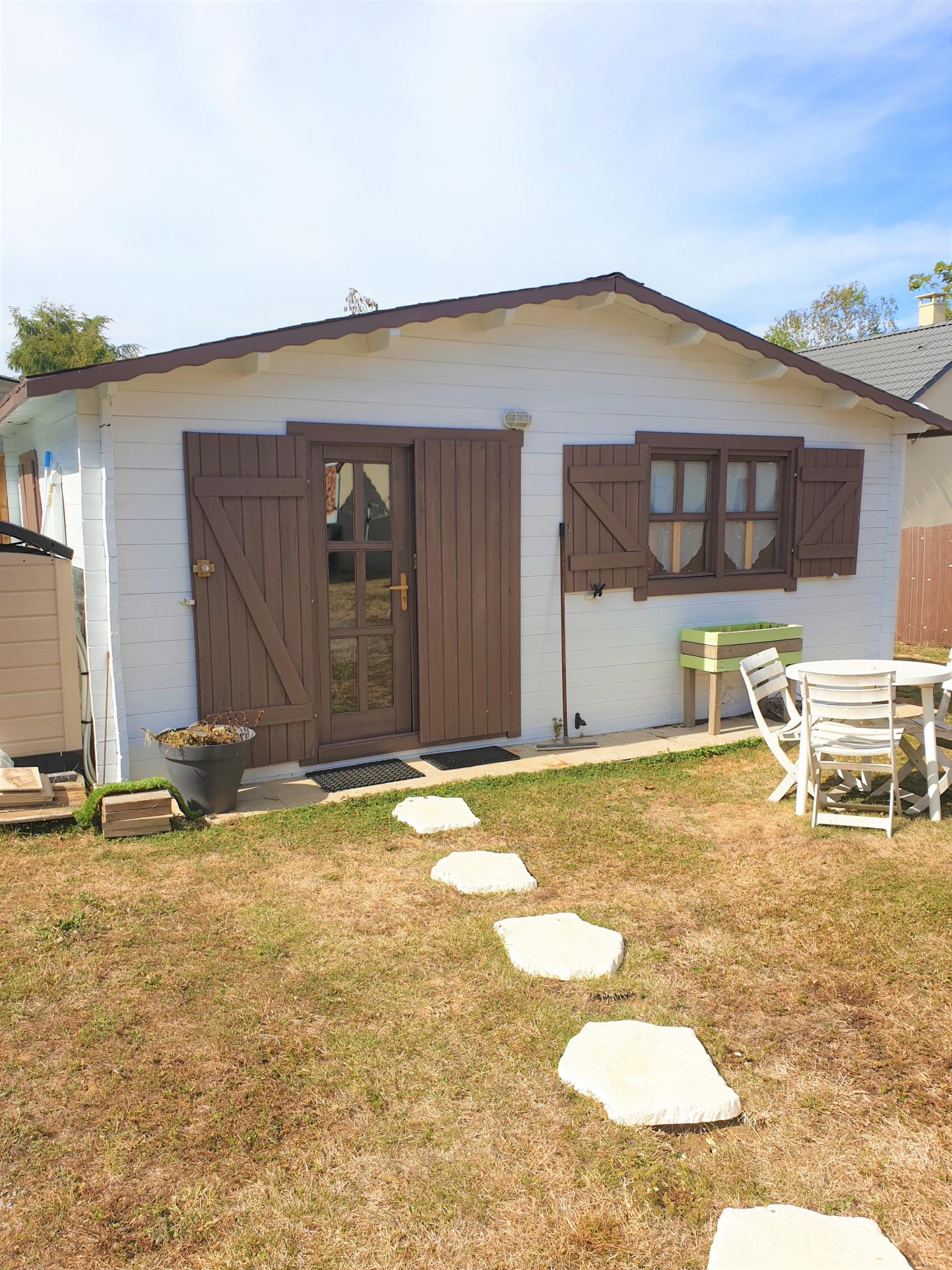 Container Aménagé Studio Prix vente maison avec jardin, piscine et dÉpendance amÉnagÉe en